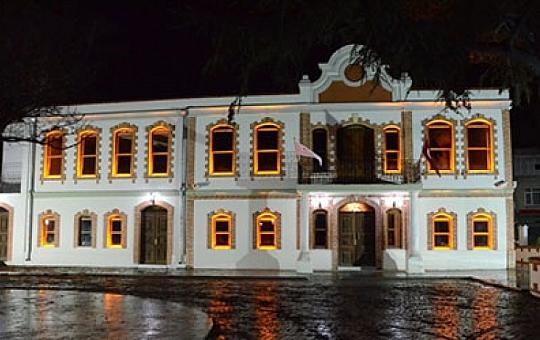 Çorlu Tarihi Belediye Binası